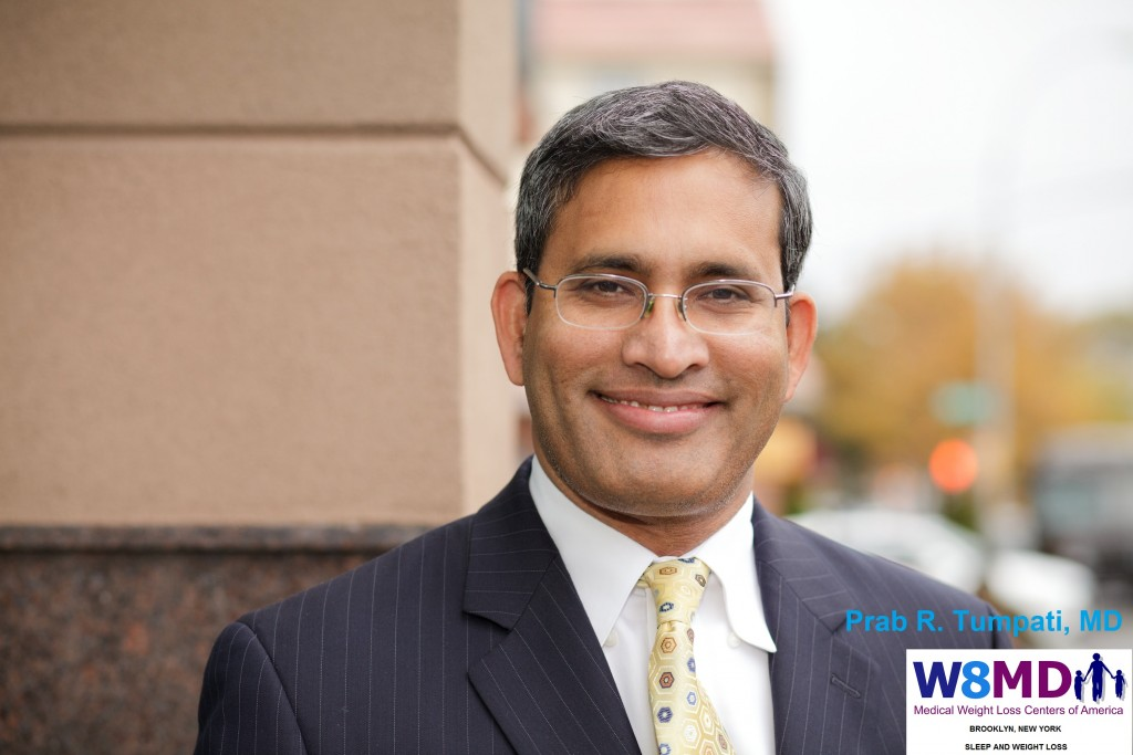 Weight loss doctor Prab R Tumpati, MD