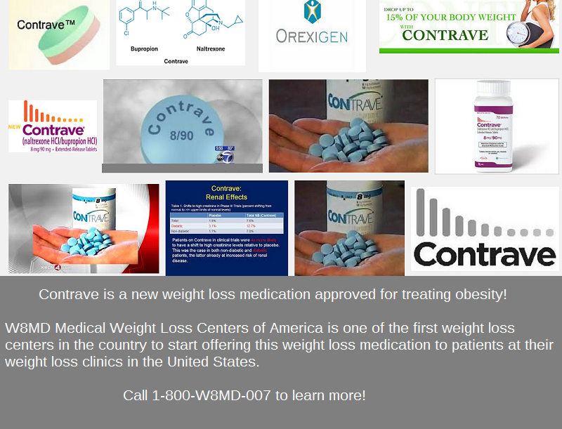 Contrave for weight loss